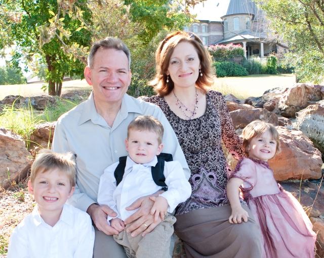 sneed-family-2012