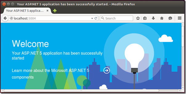Develop and Deploy ASP NET 5 Apps on Linux   Tony Sneed's Blog