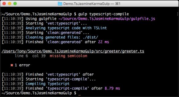 Getting Visual Studio Code Ready for TypeScript | Tony Sneed's Blog