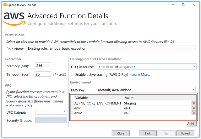 Use EF Core with AWS Lambda Functions | Tony Sneed's Blog